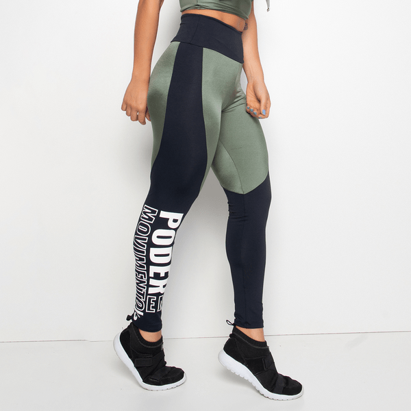 Legging-Fitness-Verde-Trilobal-Motion-LG1175