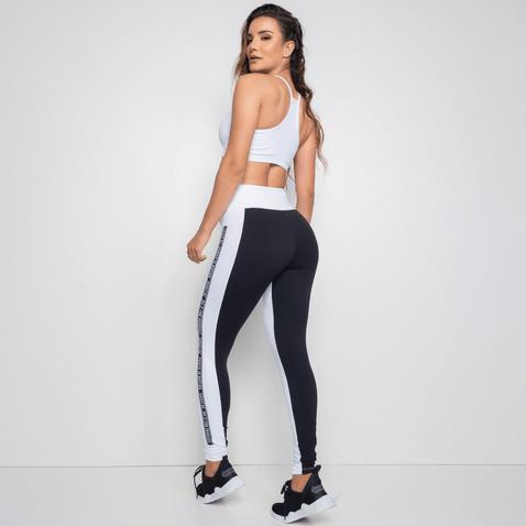 Legging-Fitness-Branca-Poliamida-Faixa-Lateral-LG1252