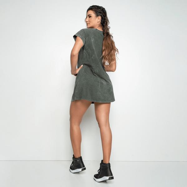 Vestido-Fitness-Marmorizado-Verde-VT051