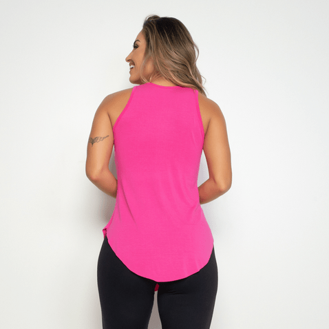 Camiseta-Fitness-Viscolycra-Rosa-CT379
