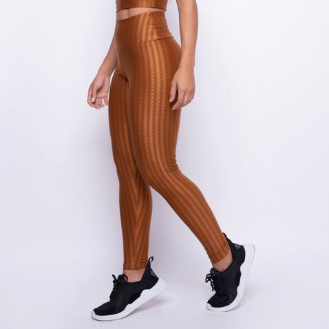 Legging-Fitness-Textura-Marrom-LG1318
