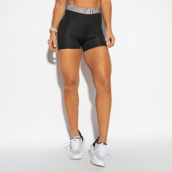 Short-Fitness-Atomic-Preto-Elastico-SH182