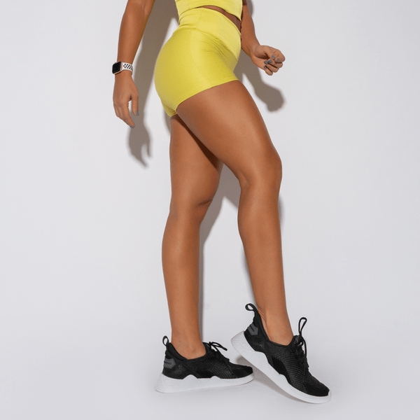 Short-Fitness-Amarelo-Canelado-Luminous-SH217
