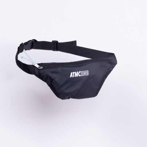 Pochete-Fitness-Preta-Atomic-Nylon-BA037
