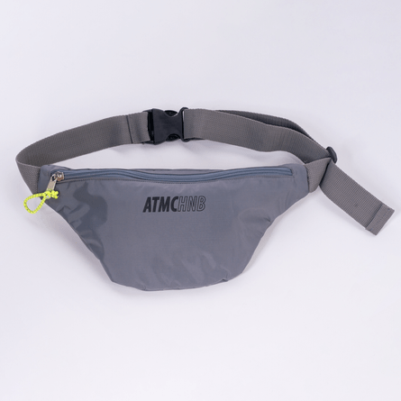 Pochete-Fitness-Cinza-Atomic-Nylon-BA038