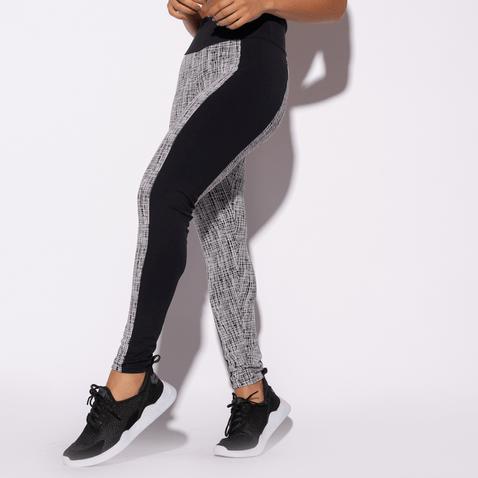 Legging-Fitness-Jacquard-Mosaico-Preta-LG1325