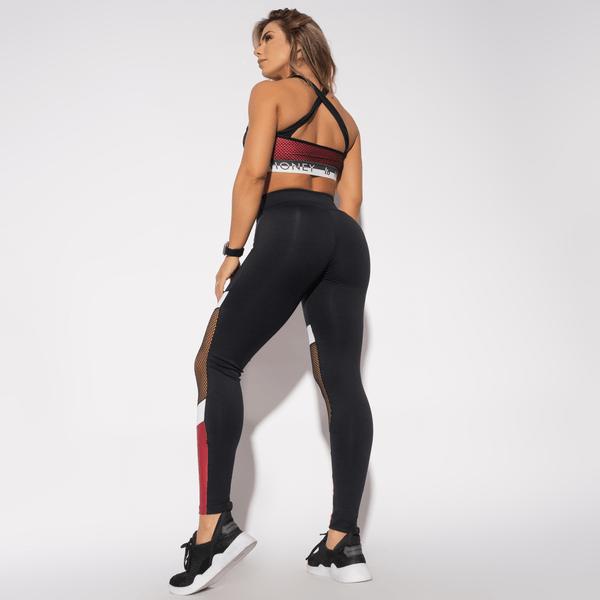 Legging-Fitness-Preta-Poliamida-Tela-LG1329