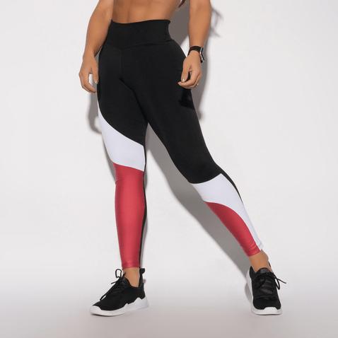 Legging-Fitness-Preta-Poliamida-Recortes-LG1330