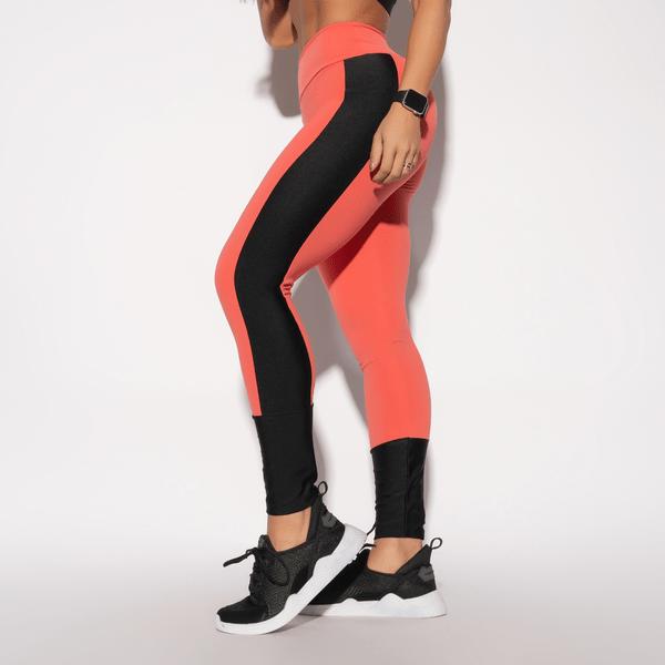 Legging-Fitness-Laranja-Poliamida-Recorte-LG1332