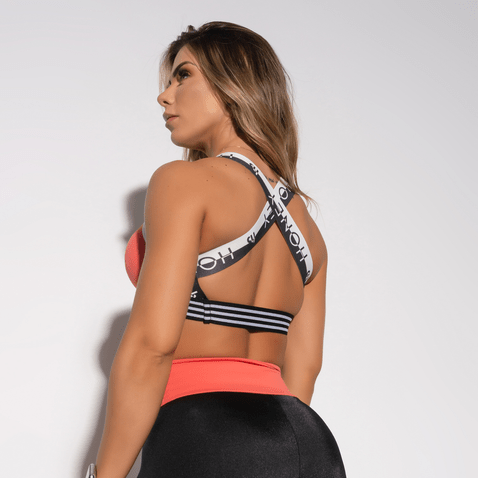 Top-Fitness-Laranja-Elastico-TP700-