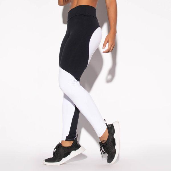 Legging-Fitness-Poliamida-Bicolor-Preta-LG1443