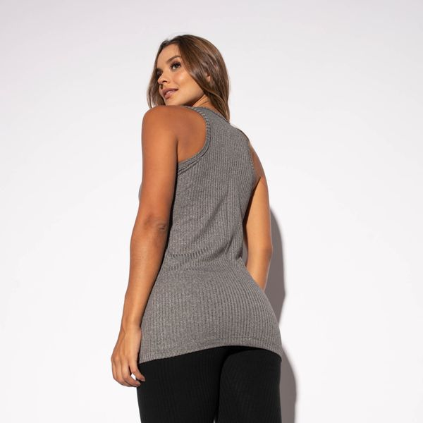 Camiseta-Fitness-Canelada-Mesclada-Alongada-CT434
