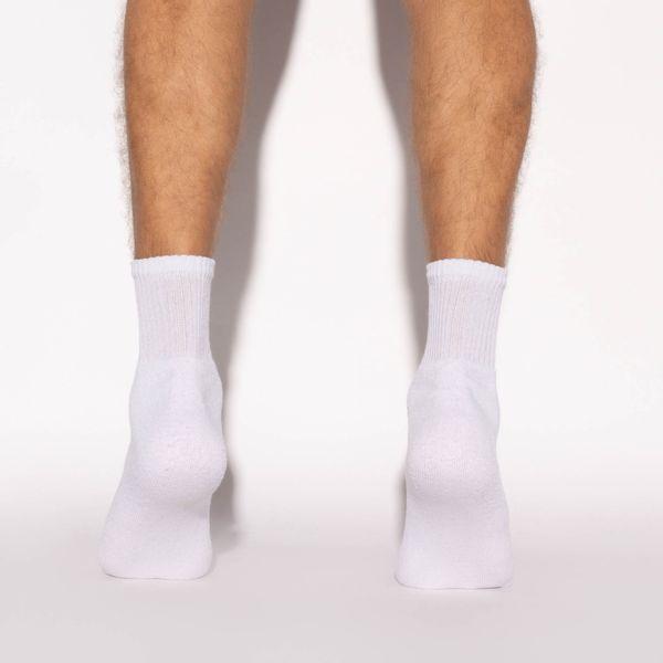 Meia-Masculina-Branco-Cano-Medio-Soft-Tenis-Nº-39-a-43-ME452