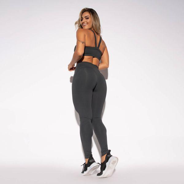 Legging-Fitness-Cinza-Poliamida-Afina-Cintura-LG1455
