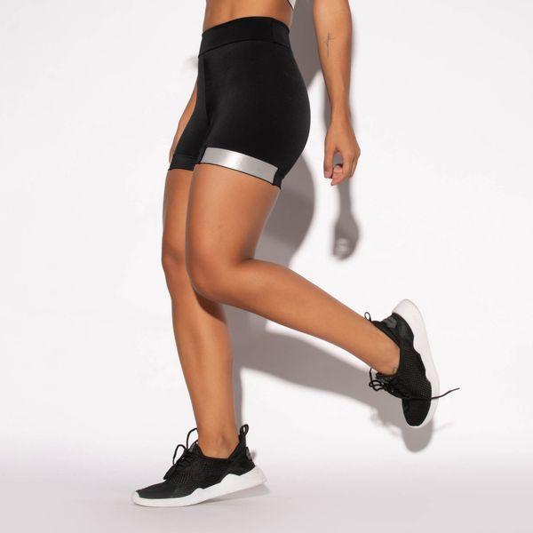 Short-Fitness-Preto-Elastico-Prata-SH266-2