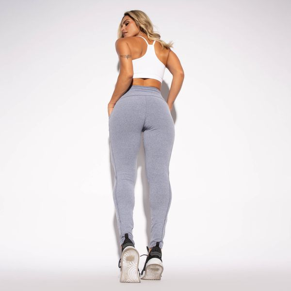 Legging-Fitness-Cinza-Poliamida-Bolso-LG1482
