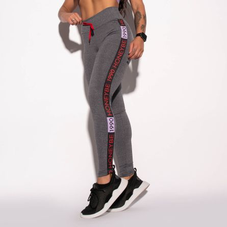 Legging-Fitness-Cinza-Elastico-Honey-Be-LG1493