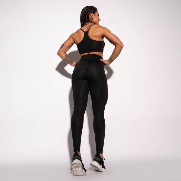 Legging-Fitness-Preta-Cos-Franzido-HB-LG1506