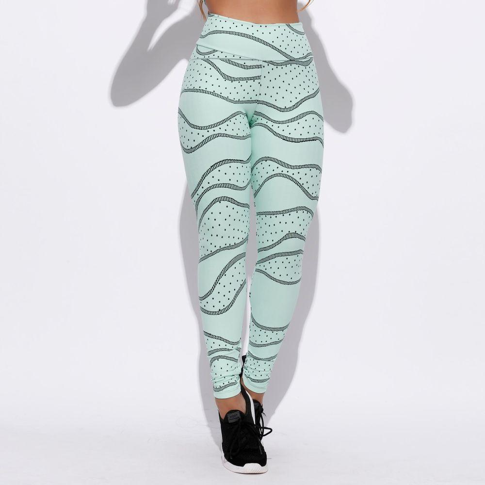 Legging-Fitness-Jacquard-Verde-Wave-LG1521