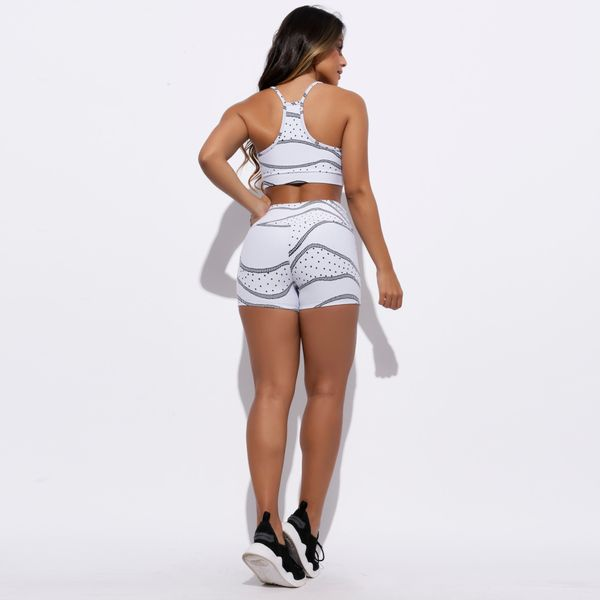 Short-Fitness-Jacquard-Branco-Wave-SH287