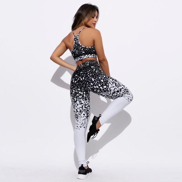 Legging-Fitness-Jacquard-Branca-Fly-LG1519