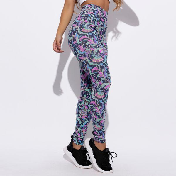 Legging-Fitness-Verde-Flores-LG1510