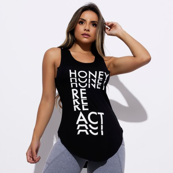 Camiseta-Fitness-Viscolycra-Preta-Honey-React-CT496