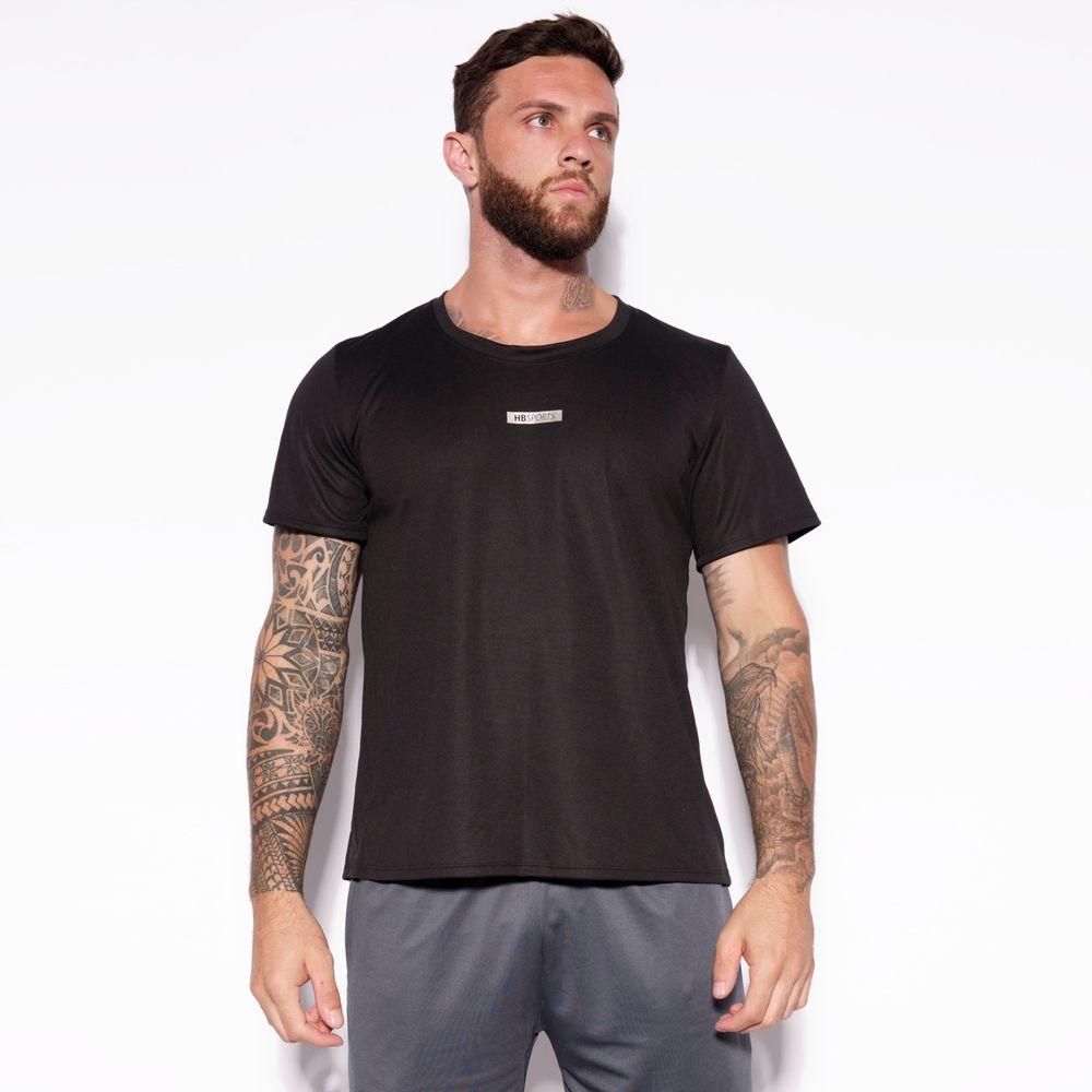 Camisa-Dry-HB-Sports-Preta-BL302