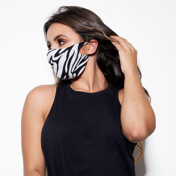 Mascara-de-Protecao-Neoprene-Lavavel-Estampada-Preta-e-Branca-MA004