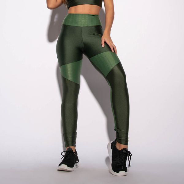 Legging-Fitness-Verde-com-Recorte-e-Textura-LG1543