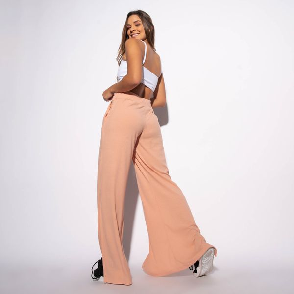 Calca-Pantalona-Canelada-Rosa-Lisa-CF059