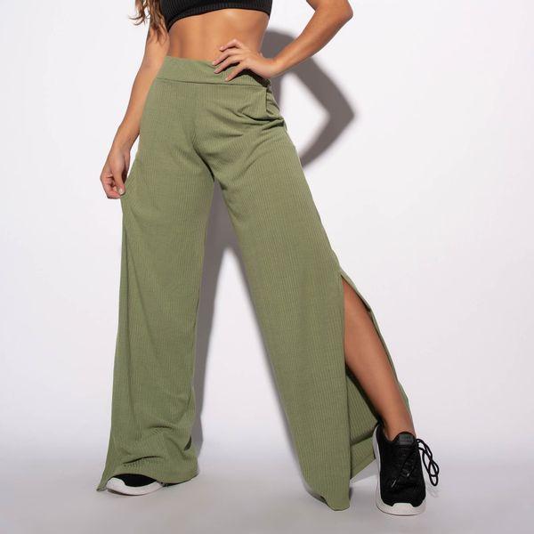 Calca-Pantalona-Canelada-Verde-Militar-Lisa-CF061