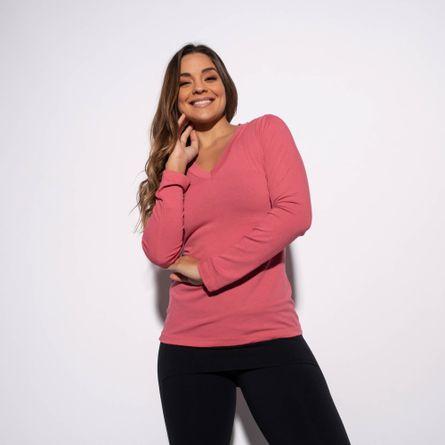 Blusa-Rosa-Gola-V-Lisa-BL338