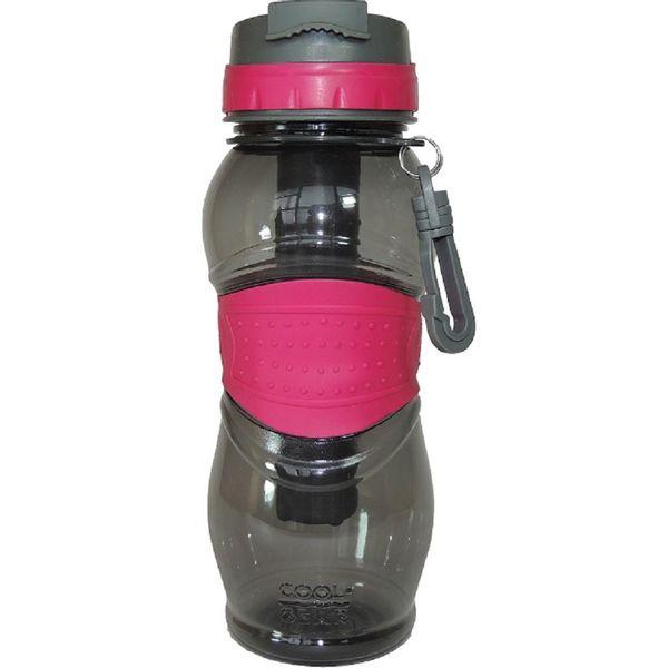 Squeeze-com-Bastao-de-Gel-Riviera-650ml-Cinza-e-Rosa-SQ016
