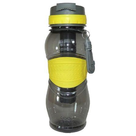 Squeeze-com-Bastao-de-Gel-Riviera-650ml-Cinza-e-Amarelo-SQ018