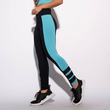 Legging-Fitness-Preta-com-Recorte-Azul-e-Elasticos-LG1566