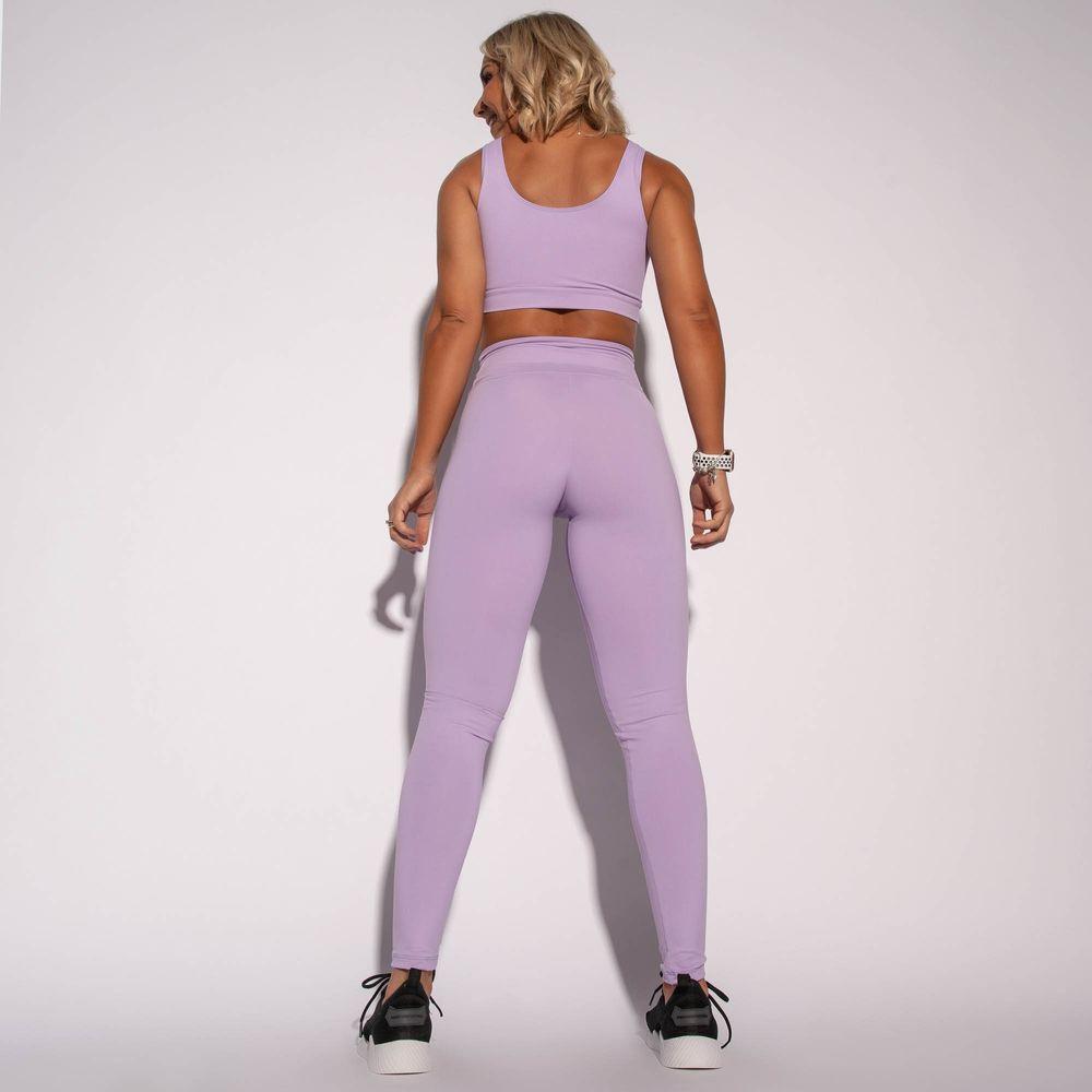 Legging-Fitness-Poliamida-Lisa-Lilas-LG1587