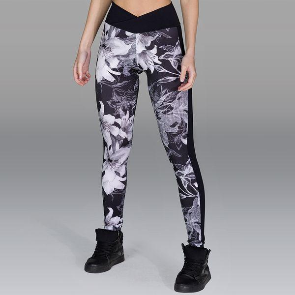 LG1634-Legging-Fitness-Preta-Perolizada-Estampada