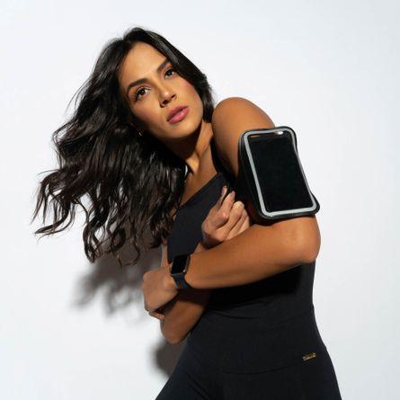 LOPI25-Porta-Smartphone-e-Chave-Neoprene-Preto