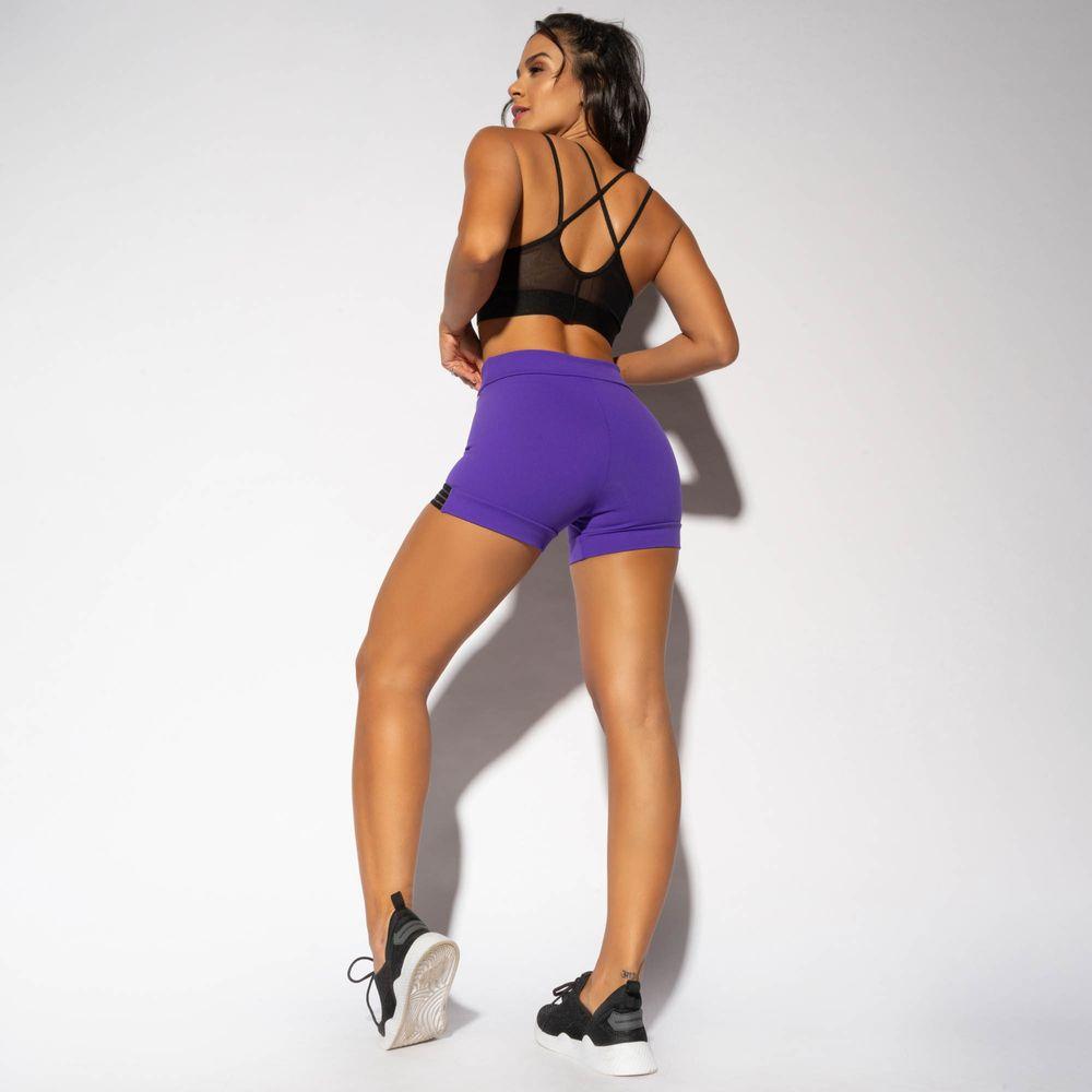 SH361-Short-Fitness-Roxo-Recorte-Fita