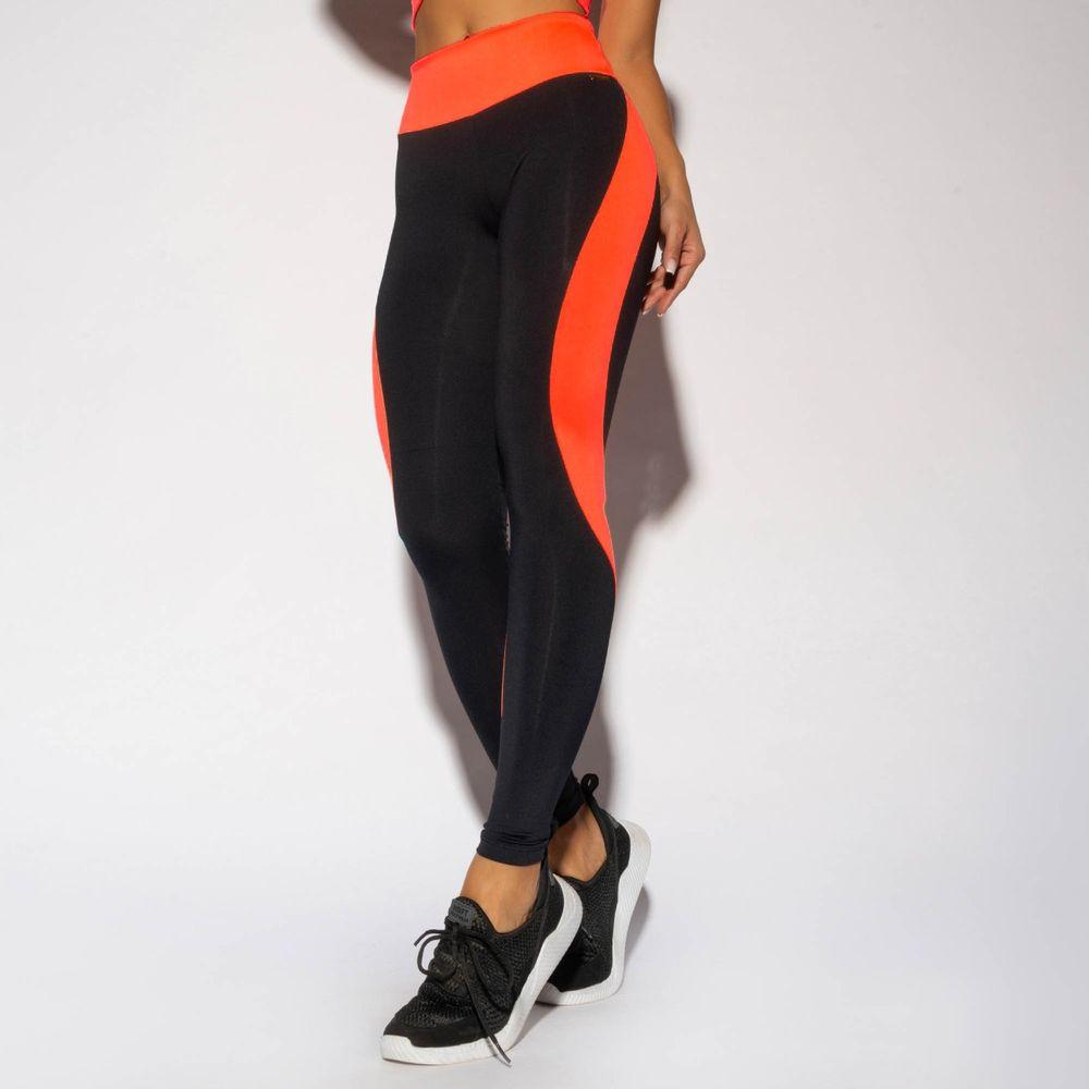 LG1661-Legging-Fitness-Preta-Recorte-Laranja-Neon