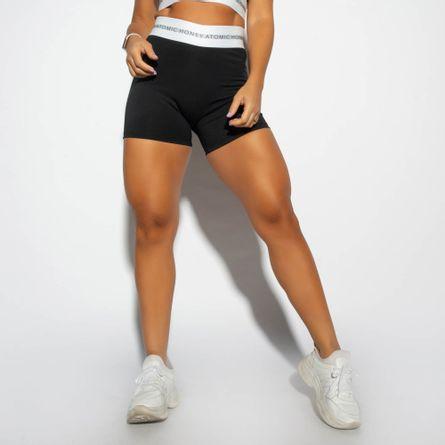 Short-Cintura-Alta-Fitness-Honey-Be-Preto-SH368