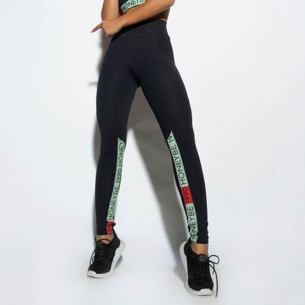 Legging-Fitness-Preta-Recorte-Elastico-Verde-LG1697