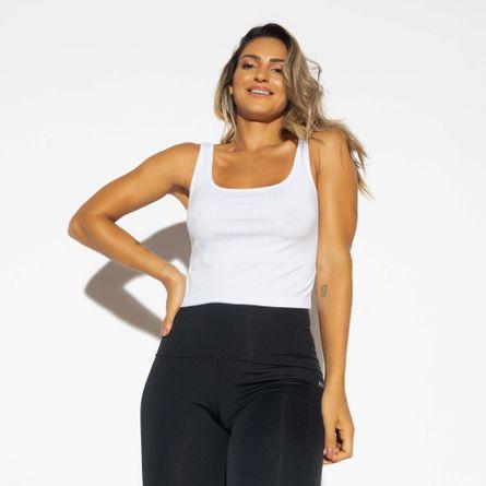 Cropped-Regata-Fitness-Canelado-Branco-CR116