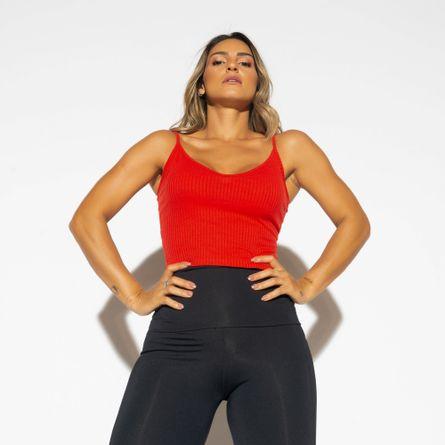 Cropped-Fitness-Canelado-Vermelho-Alcinha-CR121