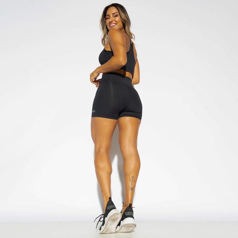Short-Cintura-Alta-Fitness-Preto-HNB-Tec-SH405