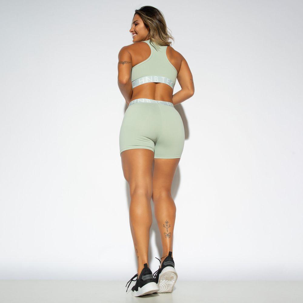 Short-Fitness-HNB-Tec-Verde-Elastico-SH404