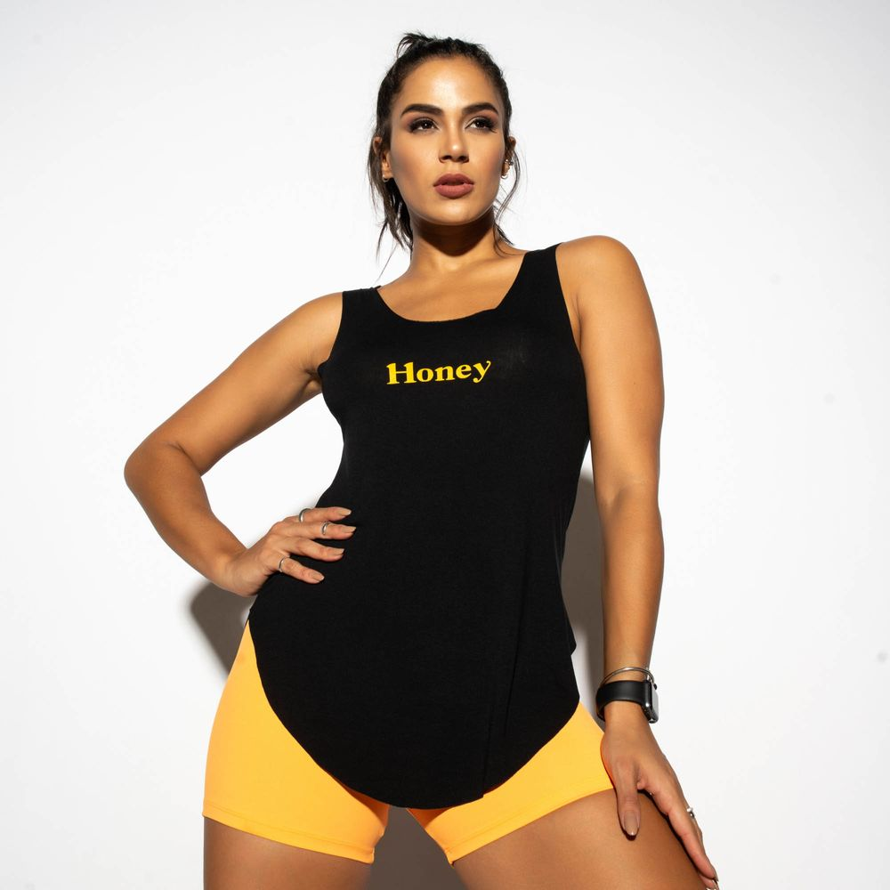 Regata-Fitness-Preta-Honey-CT671