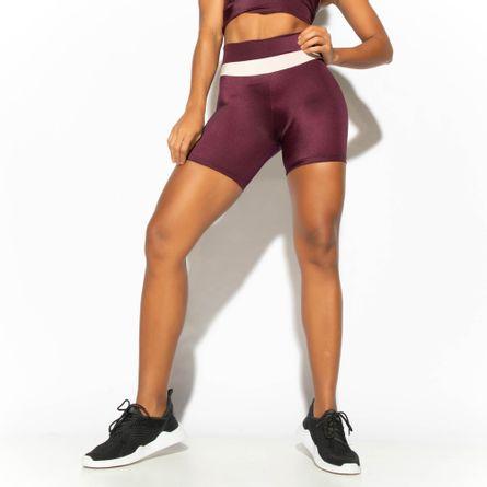 Short-Fitness-Roxo-Dual