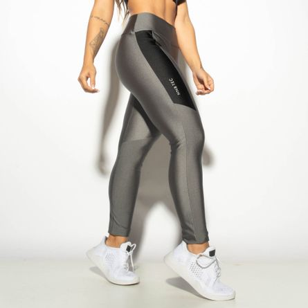 Legging-Fitness-Gloss-Duas-Cores-Cinza---Preto-LG1914
